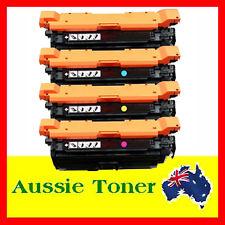 4x Toner Cartridge 654A 654X for HP LaserJet Enterprise M651 M651n M651dn M651xh