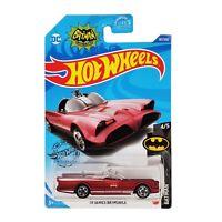 HOT WHEELS 1966 TV Series Batmobile Red Car HW 66 Batman Kroger GHG55 2020