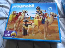 Playmobil Navidad 4247 ladrones egipcios Roma Egipto nuevo