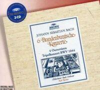 Münchener Bach-Orchester Karl Richter - Bach : 6 Brandenburg Concertos Neuf CD