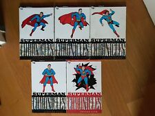 Collection complete de Superman Chronicles Superman archives chronologie