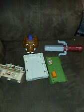 TMNT Mini Mutants Cave Bebop's Dino Playset 1994 and others