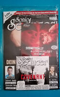 Sonic Seducer 148 Seiten November 2016 mit CDs ungelesen 1A absolut TOP