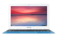 ASUS Chromebook C201 11.6 Inch - 1.8GHz, 4 GB RAM, 16GB SSD, Pearl White / Light