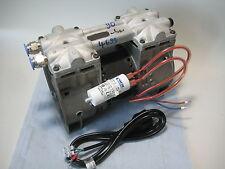 Vakuumpumpe / Kompressor Thomas Pumpe Profi USA - 915 mbar  ölfrei f. CFK/GFK