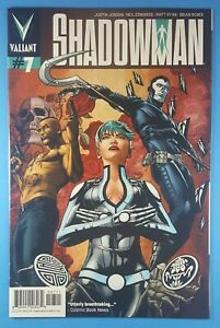 Shadowman #7 Doctor Mirage VALIANT ENTERTAINMENT 2013 Cover A First Print