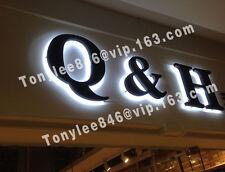 NEW Custom size LED Frontlit and backlit Channel Letter Sign Decor Vintage Neon