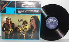 Le Orme - Canzone D'Amore LP Vinyl Italian Prog Psych Philips Plays Well VG+