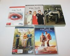 Nip Tuck The Complete Seasons 1-5 DVD Boxset TV Series