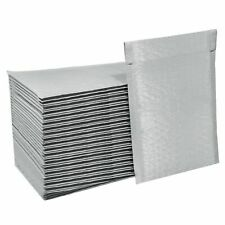 White Poly Bubble Padded Shipping Mailers 000 00 0 Cd 1 2 3 4 5 6 7