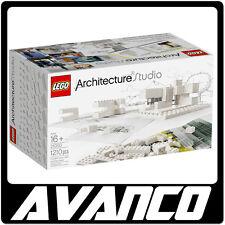 LEGO Architecture Studio 21050 Eiffel Tower White House BRAND NEW SEALED