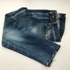 Edwin Jeans Rebel Straight Cut Blue Denim Jeans Made In Japan, Size W31 / L32