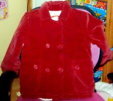 Trenchcoat / Jacke  in Rot Gr.104 w. NEU