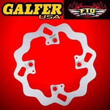 Galfer Rear Wave Rotors for 2001-2006 Honda CBR 600 F4i DF013WA