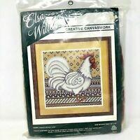 Elsa Williams Creative Canvaswork 'HENRY' Chicken Needlecraft Kit Needlepoint
