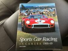 Sports Car Racing in Camera, 1960-1969 Volume One by Paul Parker, Hardcover