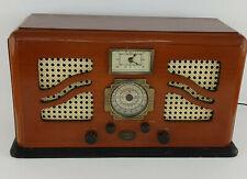 Spirit of St. Louis Retro Havana AM/FM Stereo Radio Cassette Player