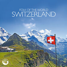 CD Suiza por diversos Artistas Folk Of The World