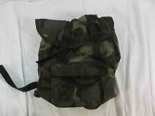 BDU Woodland Camouflage Waterproof Accessories Bag Defects