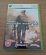 Call Of Duty COD Modern Warfare 2 MW2 Microsoft Xbox 360/One Game FREE POSTAGE