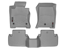 WeatherTech FloorLiner Mats for Acura TL (AWD/ Automatic Trans) 2009-2014- Grey