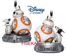 Disney Sketchbook Ornament Star Wars BB-8 & D-O Droids Xmas in Shipper Box NEW