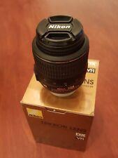 Nikon Nikkor AF-S DX 18-55 mm F/3.5-5.6 G VR Lentille