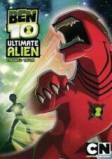 Ben 10 Ultimate Alien Volume 4 The Wild Truth DVD Vol Four