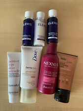 Travel Toiletries - 7 Items - Elemis/Dove/This Works/BOD & More NEW