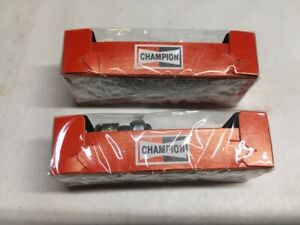New Champion Spark Plug J10Y - QTY 2