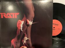 Ratt - Ratt EP 1984 Orig. First Press Time Coast 90245-1-Y Heavy Metal EX/NM