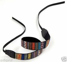 Retro Vintage DSLR Camera Neck Shoulder Strap Belt for Sony NEX Canon NIKON V1