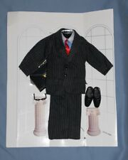 Fashion Avenue Ken outfit Only Never played with MOC pinstripe suit