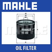 Mahle Oil Filter OC242 - Fits Vauxhall - Genuine Part