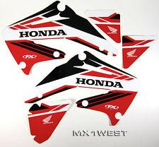 Factory Effex EVO 13 Graphics Shrouds Honda CRF450 CR450F CRF 450 R 02 03 04 NEW