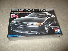 Tamiya Nissan Skyline GTR Model Kit 1:24 Scale MISB Sealed 1989 See My Store