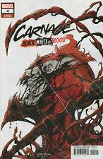 Carnage: Black, White & Blood Nr. 4 (2021), Variant Cover Randolph, Neuware, new