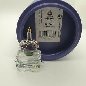 Swarovski Törtchen Waggon Cup Cake Wagon 5377674 AP 2020