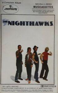 The Nighthawks Cassette.1980 Mercury MCR4 1 3833.Upside Your Head/Little Sister+