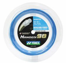 Yonex Badminton String Reel NBG98-2 Blue  0.66mm 200M