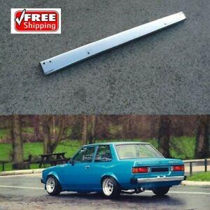 JDM Corolla KE70 TE70 Rear Steel Bumper Chrome DX GL 70' NEW 1979-1983