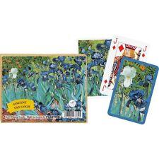 Piatnik cartes À Jouer - Van Gogh - Iris Double Pont