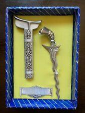 Malay Kris / Keris Dagger. Pewter, Made in Malaysia.
