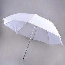 """New 43"""" 110cm Studio Flash Translucent White soft Umbrella"""