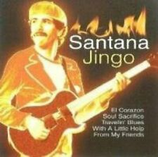 Santana Jingo (compilation, 18 tracks)  [2 CD]