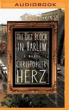 The Last Block in Harlem by Christopher Herz (2016, MP3 CD, Unabridged)