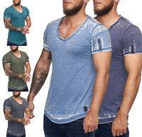 T-Shirt Shirt Shortsleeve Kurzarm Round Neck Ausschnitt Oversize Herren