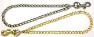 Gold / Nickel Purse / Clutch / Pouch / Wristlet / KeyRing/Chain Link Wrist Strap