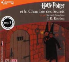 Harry Potter, II : Harry Potter et la Chambre des Secrets [Livre Audio] [MP3 CD]