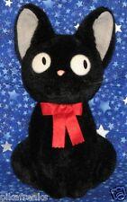 Jiji Black Cat Kikis Delivery Service Miyazaki Ghibli Anime Plush Doll Sun Arrow